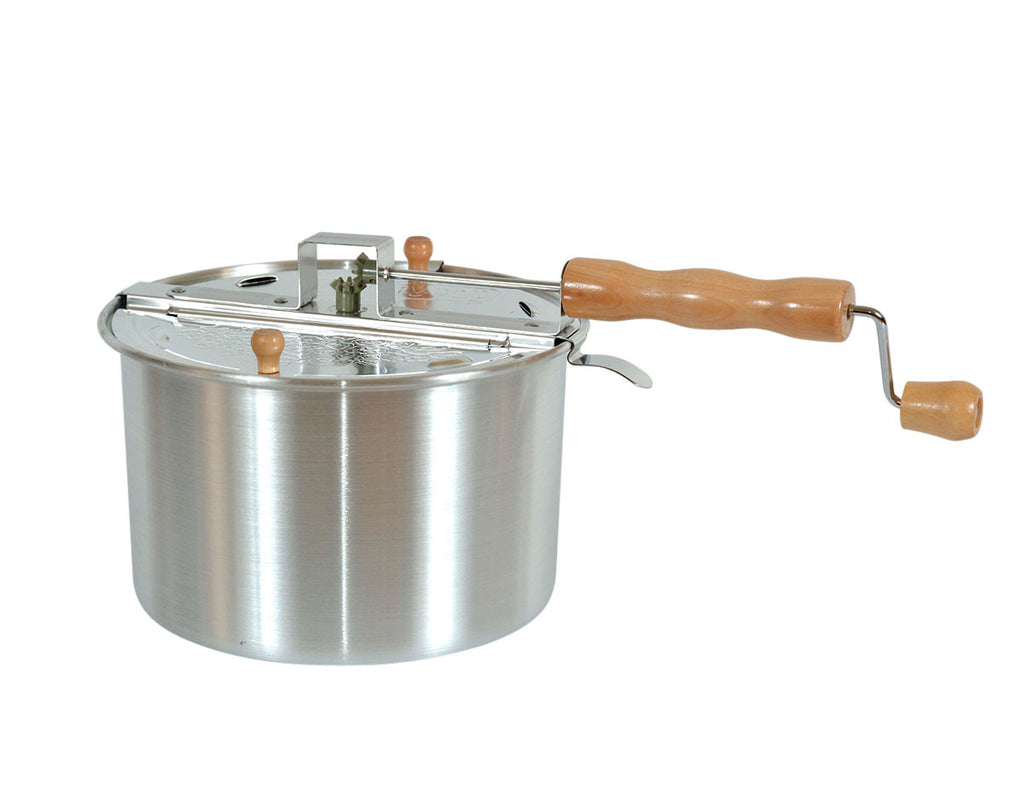 Whirley Popper Pan