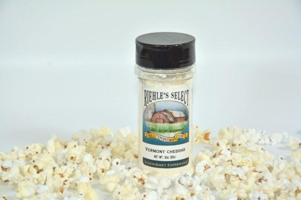 White Cheddar Seasoning for Popcorn