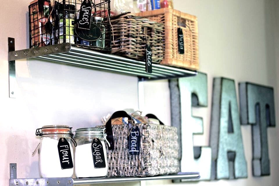 Wood Chalkboard Tags, Distressed - Double Sided - Sartain's Awesome Shoppe