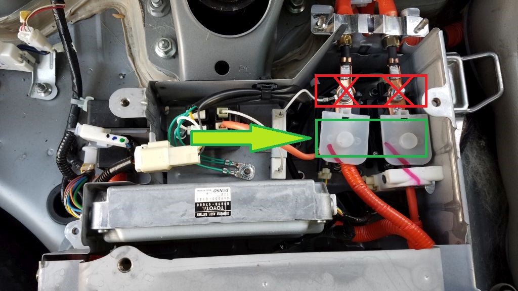Hybrid Battery Location Free Image About Wiring Diagram And