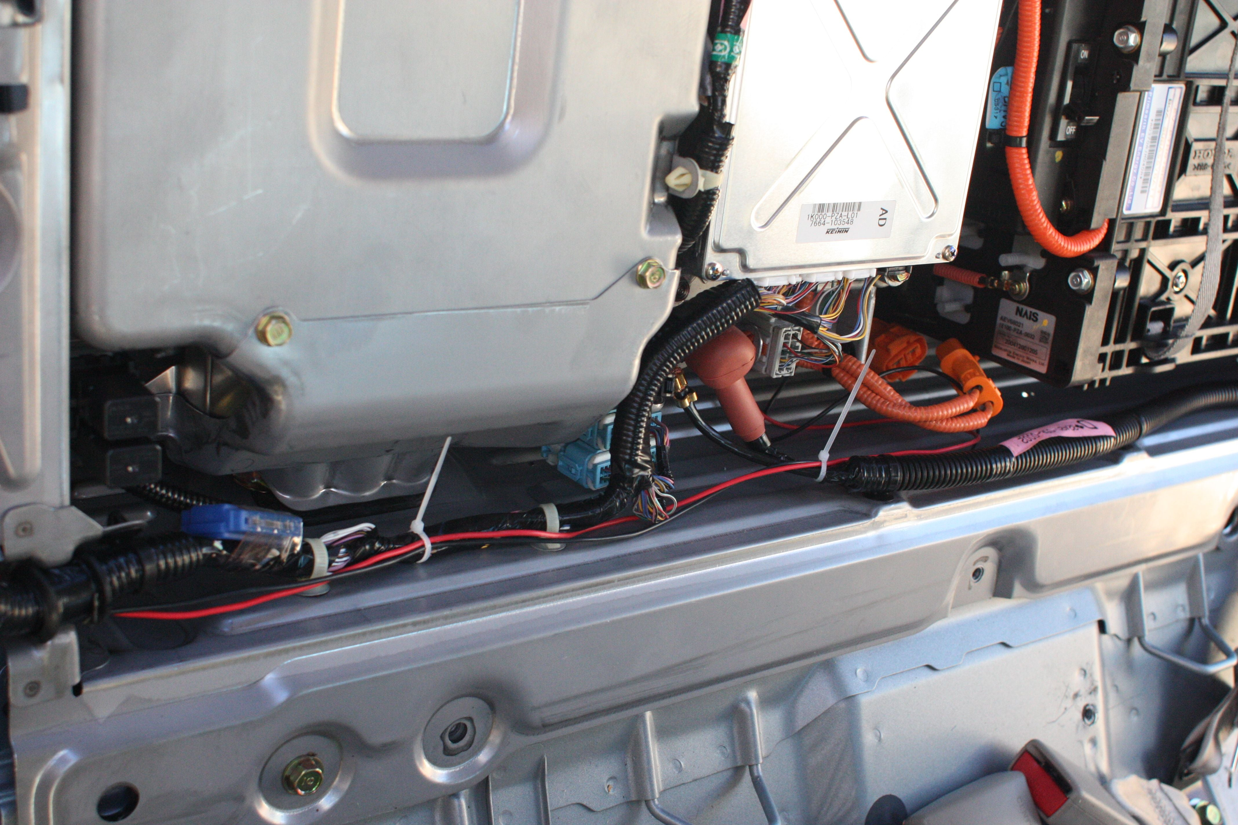hybrid automotive grid charger instructions
