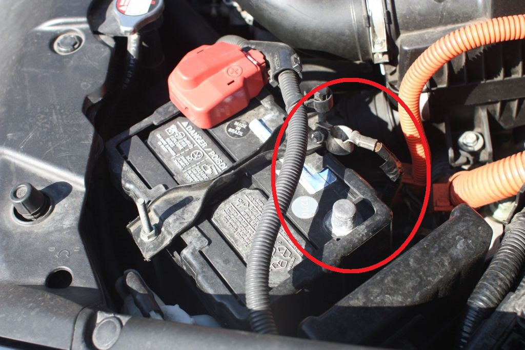 49) Reconnect The 12v Under Hood Battery. You Are Done!