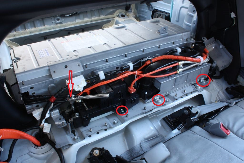 2006 - 2011 Toyota Camry Hybrid Installation Instructions – Hybrid ...
