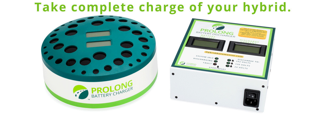 Next Generation Prolong Battery Charger