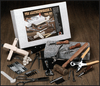 Professional Leather Crafting Kit