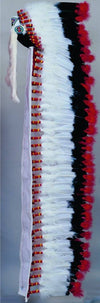 Traditional Ready-Made Headdress Warbonnet - Double Trailer