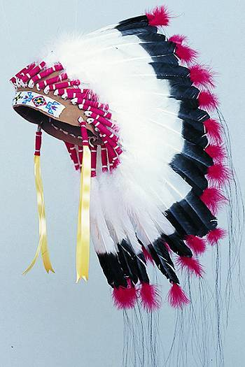 Sioux Headdress Warbonnet Kit