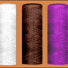 Colored Imitation Sinew for your Crafting Needs