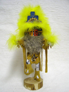 "6"" Navajo Made Hoop Dancer Kachina Dancer Doll"