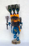 "10"" Navajo Made Butterfly Kachina Doll"