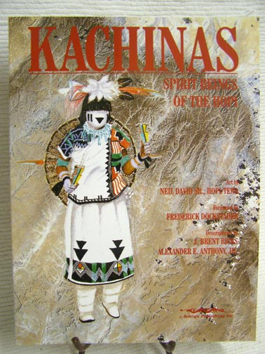 Kachinas Spirit Beings Of The Hopi Nativeamericanvault