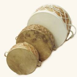 Native American Instruments - Flutes, Drums, and Rattles
