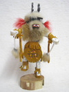 "10"" Navajo Made Deer Kachina Doll"