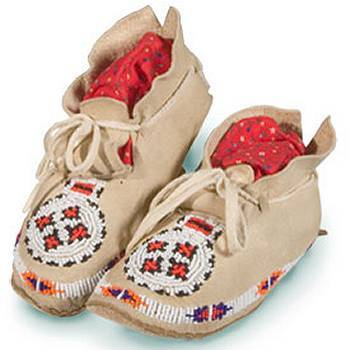 Cute Little Baby Moccasin Kit
