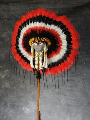 Authentic Choctaw Navajo Indian Headdress War Bonnet