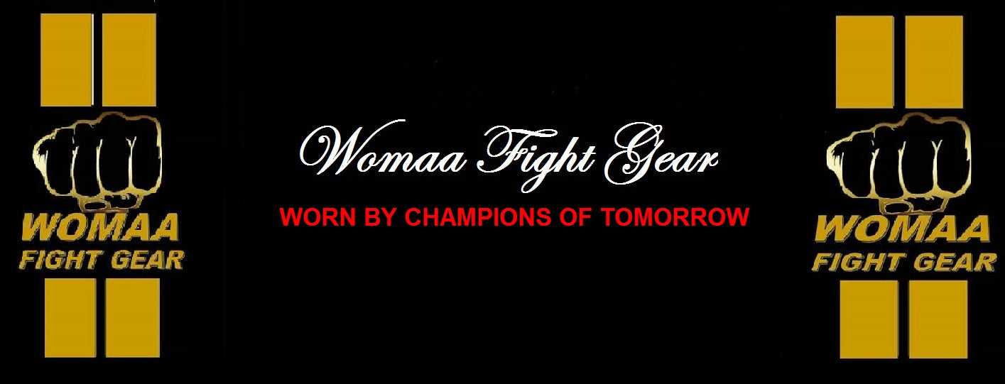WOMAA FIGHT GEAR