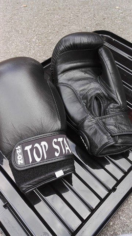 Top Star 12oz Boxing Gloves