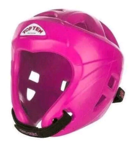 Neon Pink Top Ten Headguard