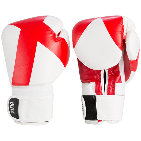 Country 10oz Boxing Gloves England
