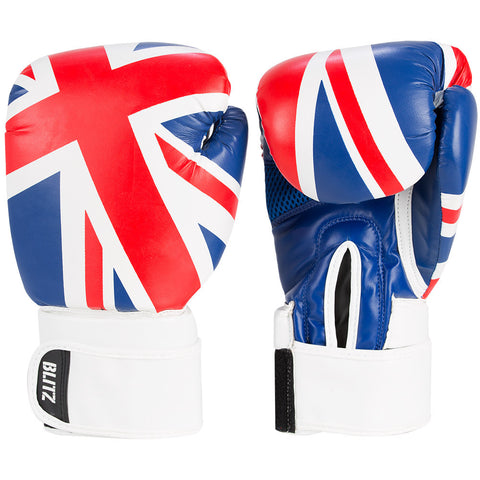 Country 10oz Boxing Gloves United Kingdom