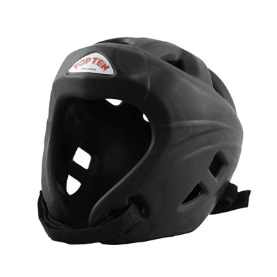 Top Ten Avantgarde Headguard Black