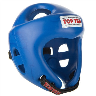 Top Ten Olympia Headguard Blue