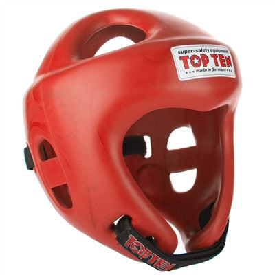 Top Ten Olympia Headguard Red