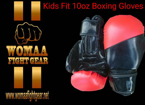 Kids fit 10oz Boxing Gloves