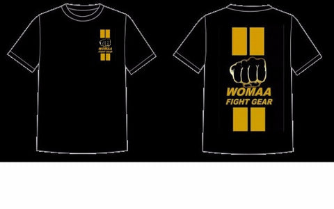 Womaa Fight Gear T-Shirt