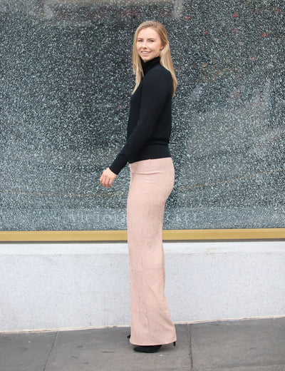 Tall Girl Styling Tip: Wide Leg & Palazzo Pant