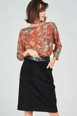 Angie Skirt Black