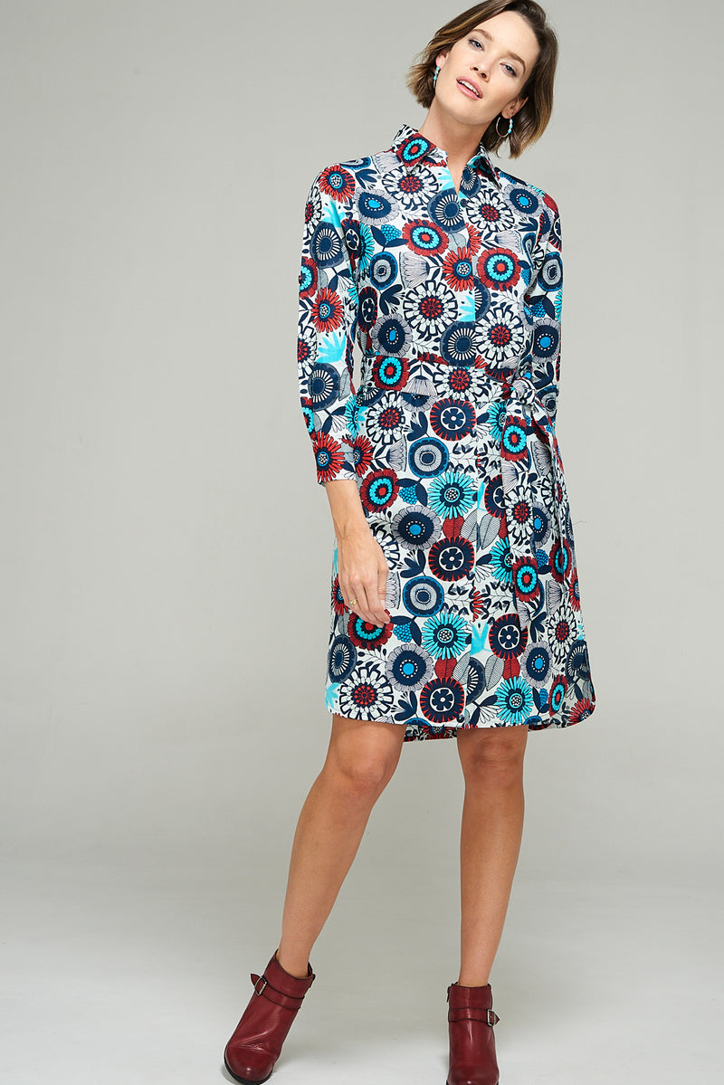 Annie Dress Hothouse Flowers