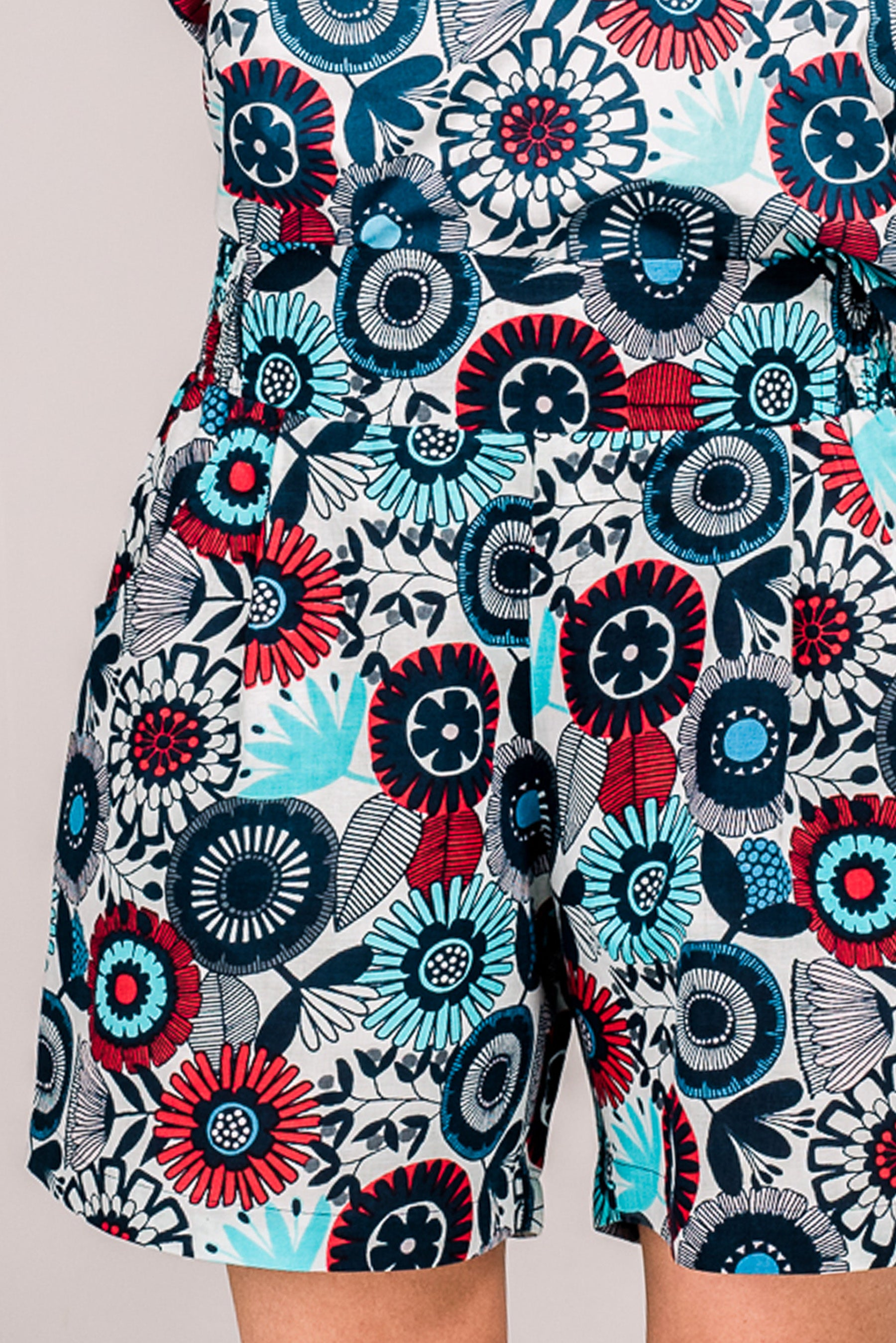 Clover Shorts Hothouse Flowers