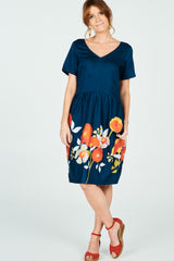 Frankie Dress Poppy