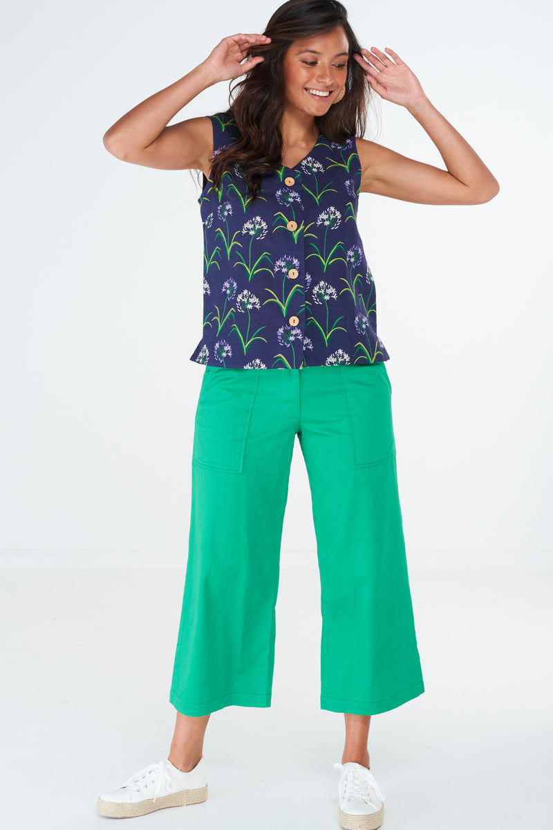 Freedom Pants Fern Green