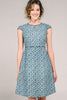 Jasmine Dress Fallen Leaves