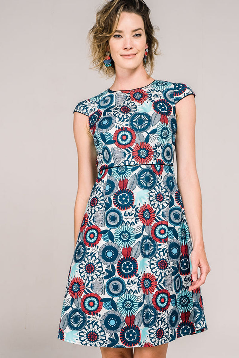 Jasmine Dress Hothouse Flowers