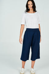 Laurel 3/4 Pant Navy