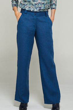 Mood Pant Sea Blue