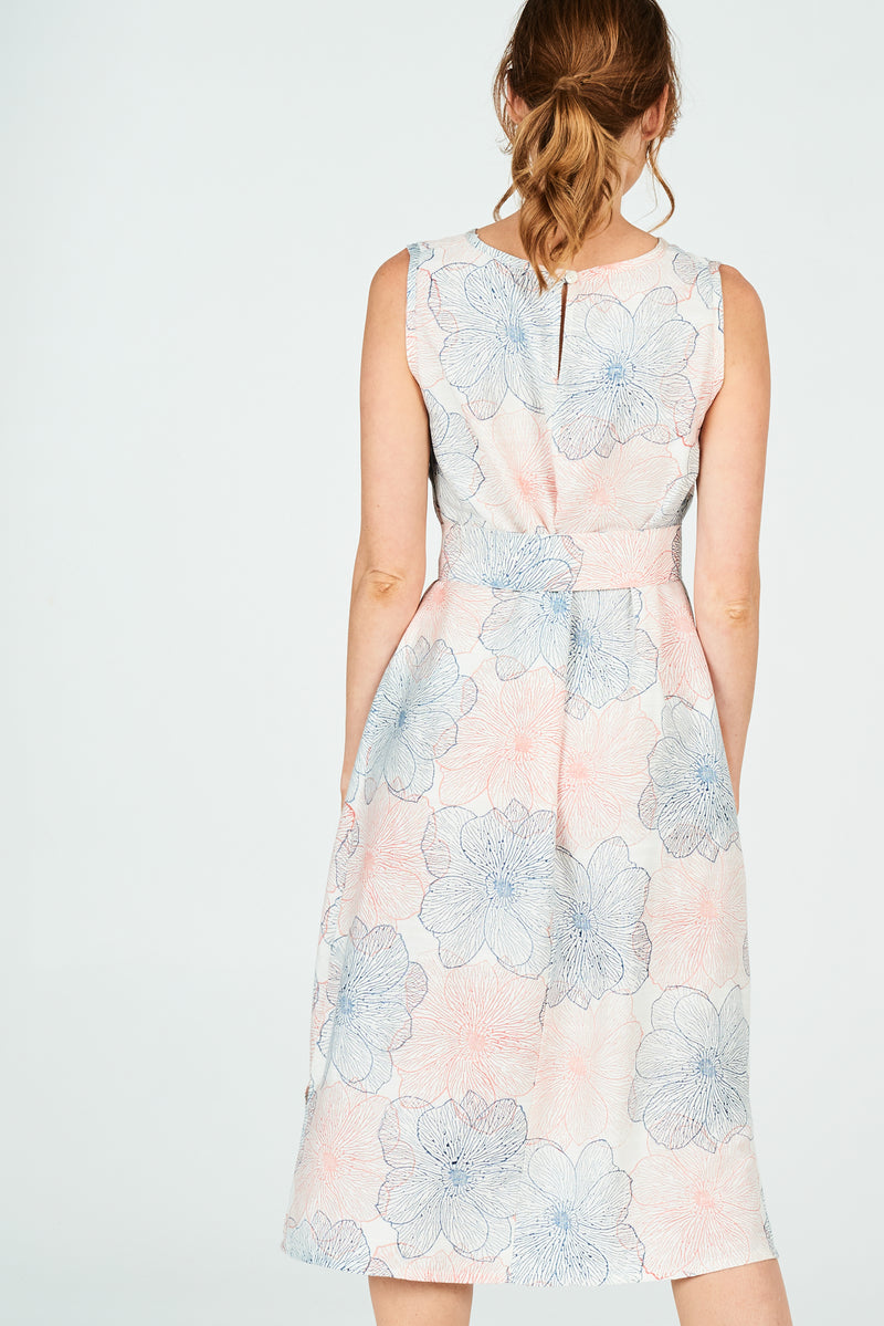 Nina Dress Blossom