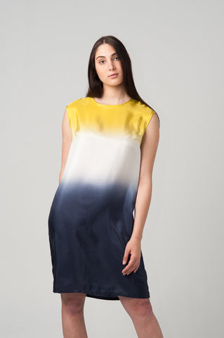 Marigold Dress + Slip <br>Ombre