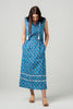 Isla Maxi Dress <br>Cornflower