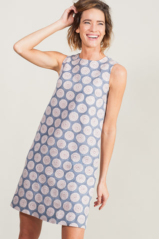 Siena Tunic <br>Hand Printed Spot