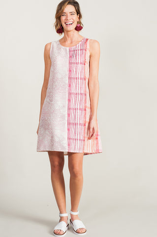 Audrey Dress<br> Gardenia Pink