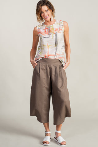 Wren Pant <br>Warm Taupe