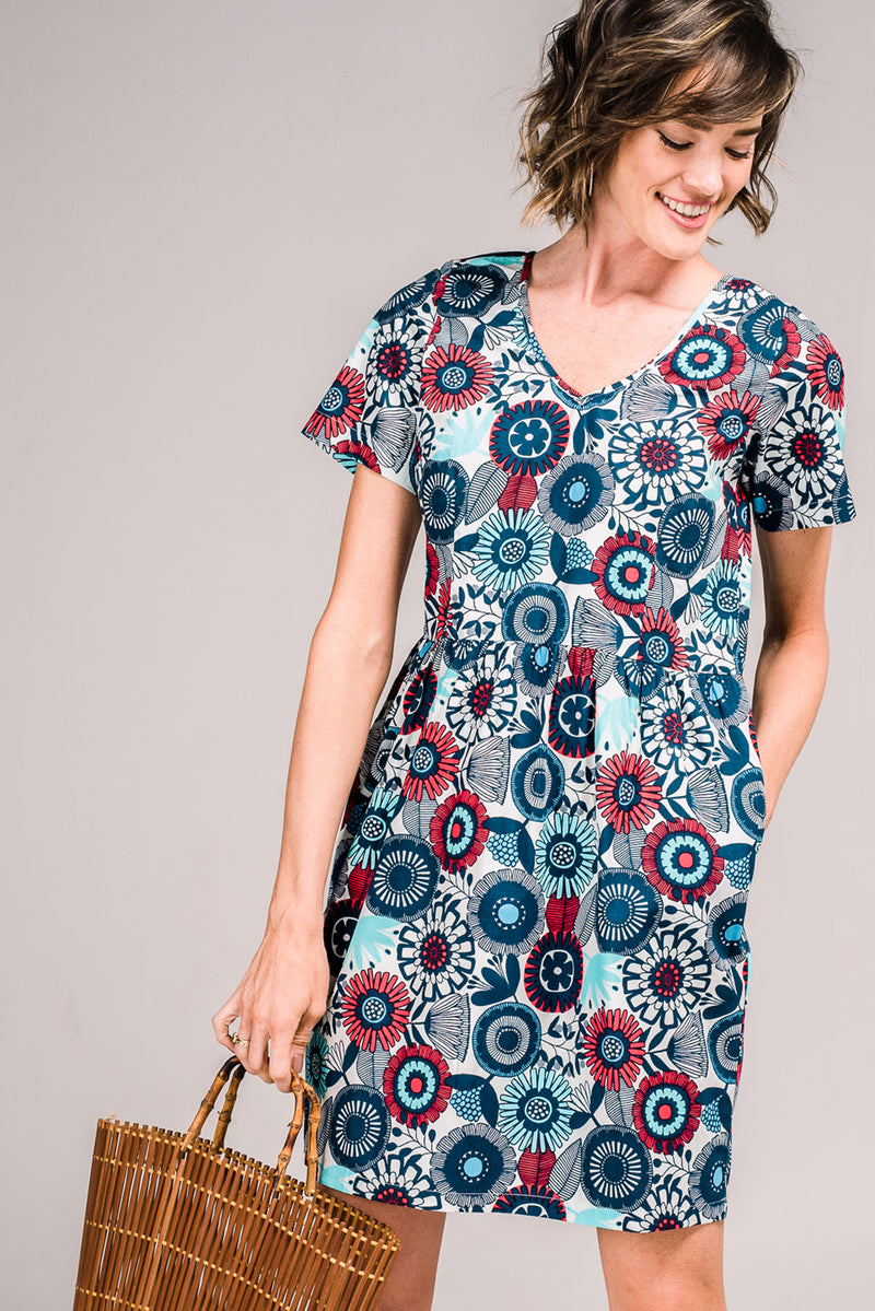 Ramona Dress Hothouse Flowers