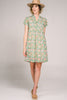 Sandy Dress Olive Vine
