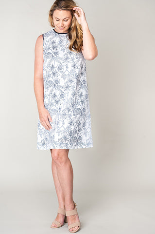Siena Tunic <br>Country Garden
