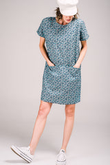 Sorrel Dress Fallen Leaves