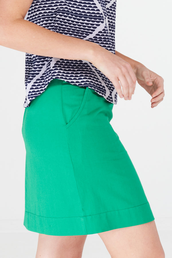 Verona Skirt Fern Green